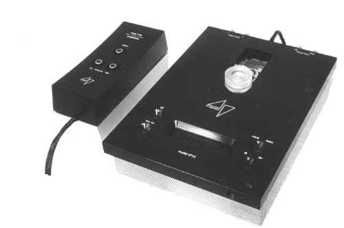 47 laboratory Flatfish CD player and Progression DAC