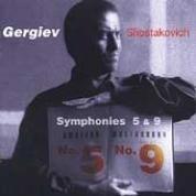 Les 7 symphonies (  Prokofiev ) Gergiev