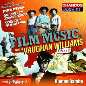 Vaughan Williams - Symphonies Chandos.RVW.3