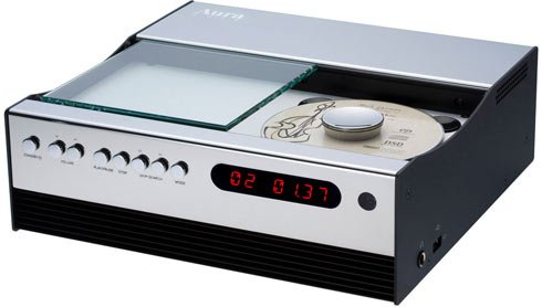 April Music Aura Note, the All-in-one Integrated Amplifier / Receiver