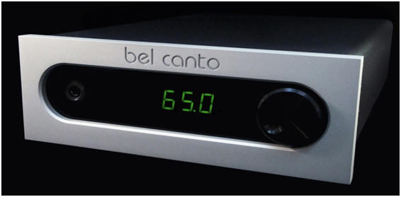 bel canto c5i integrated