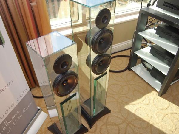 Cool Looking Speakers cespd5