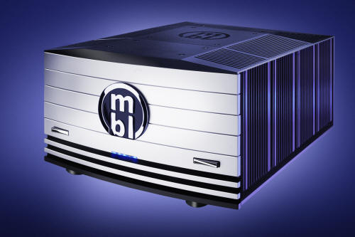 Image result for Mono / Stereo Power Amplifier mbl 9008 A