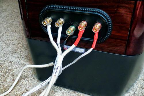 sablon component speaker cables