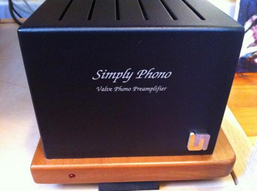 unison simply phono