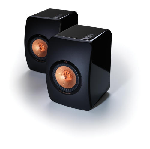 kef ls50 rear. kef ls50 loudspeakers rear e