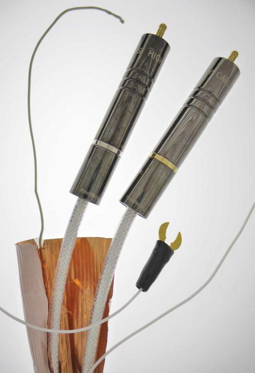 high fidelity enhanced cables