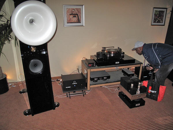 Turntable Studio Monitors Model c Studio Monitors