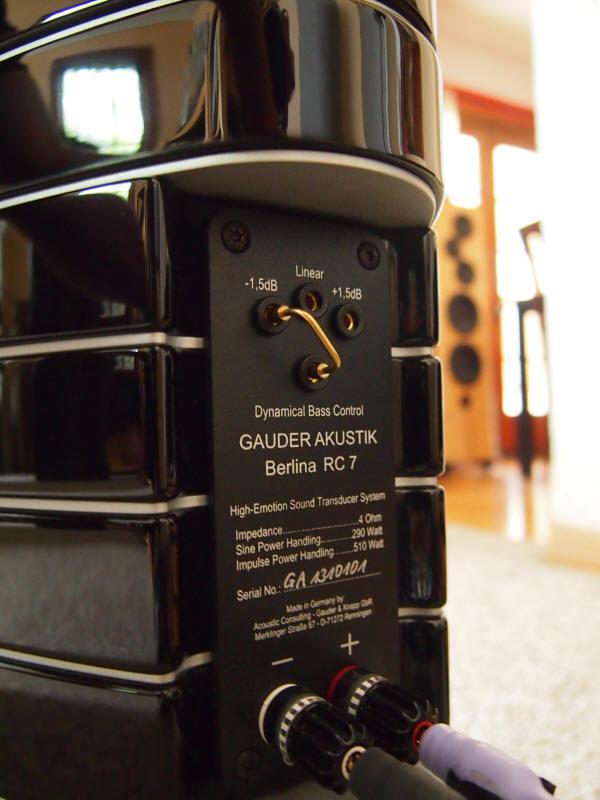 Gauder Akustik Berlina RC7