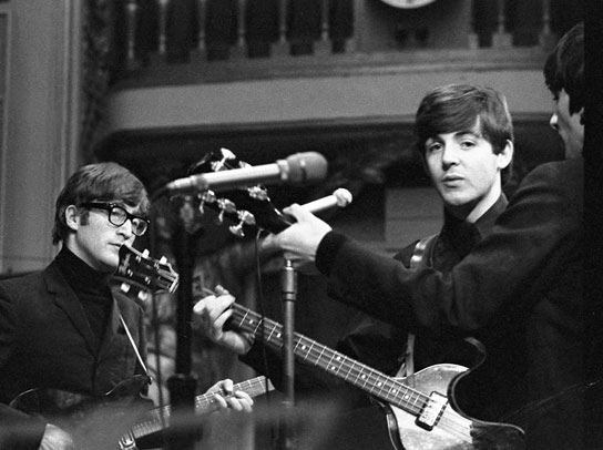 Beatles Bbc