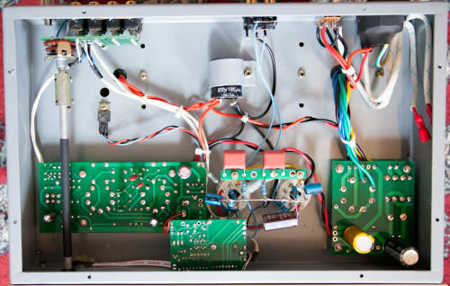 Sq 25 Tube Preamplifier And Sq 30 6v6 Amplifier