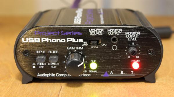 Art Pro Audio USB Phono Plus