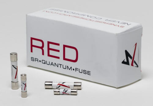 synergistic research Reference RED Fuses