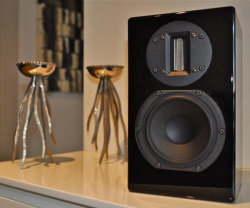 axis voice box loudspeaker