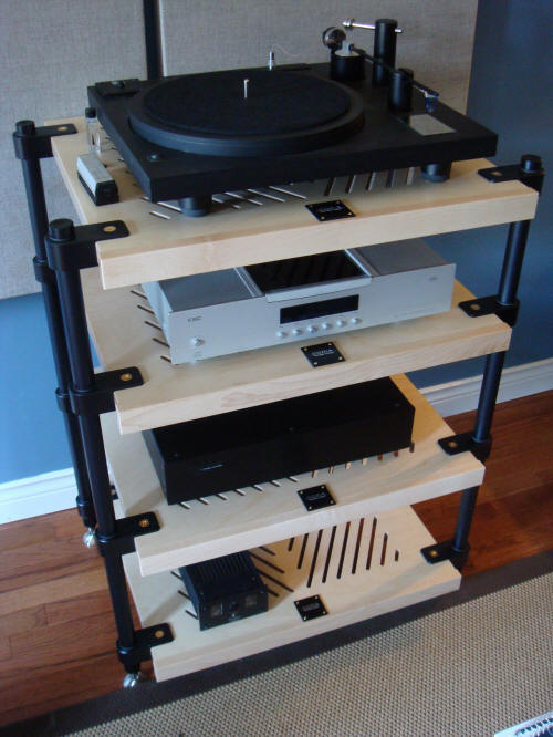 Codia Acoustic Design Stage 3000 Duo Audio Rack