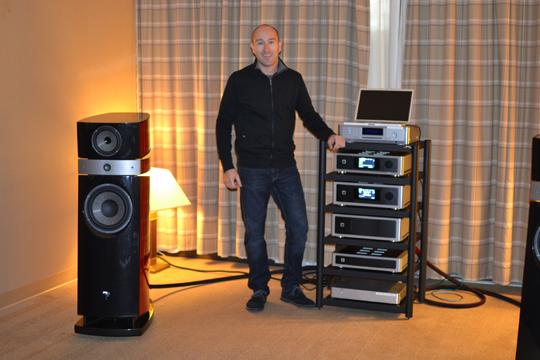 taves audio show. Black Bedroom Furniture Sets. Home Design Ideas