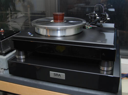 VPI Classic Direct Turntable