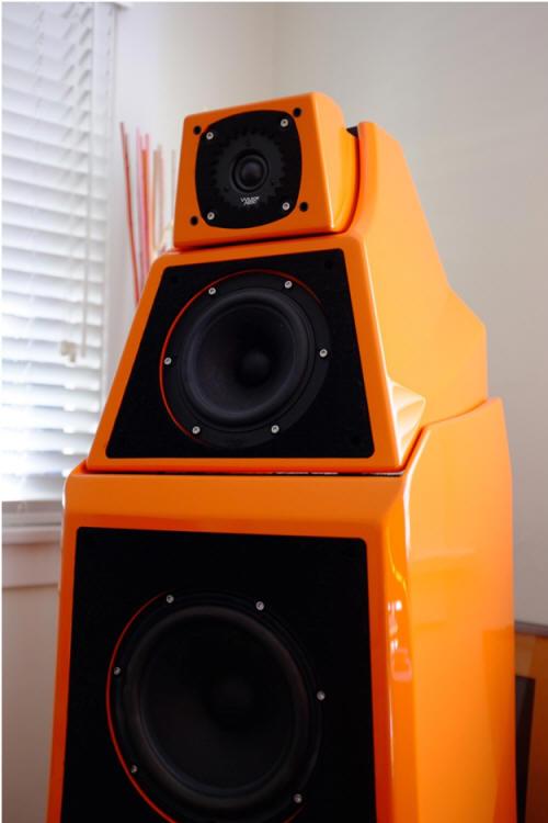 Wilson Audio Alexia Loudspeakers