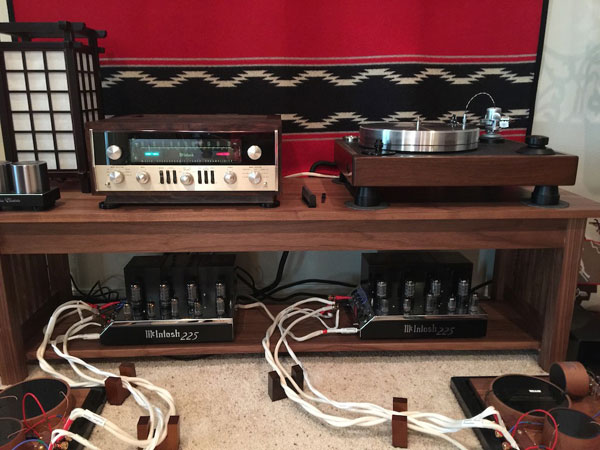 The Vintage Mcintosh Experience A Musical Ride With The