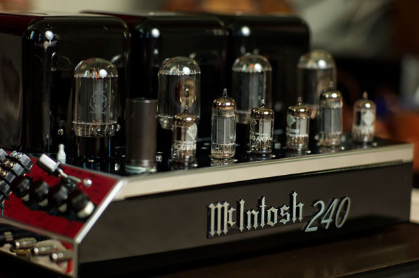 The Vintage McIntosh Experience: A Musical Ride With The