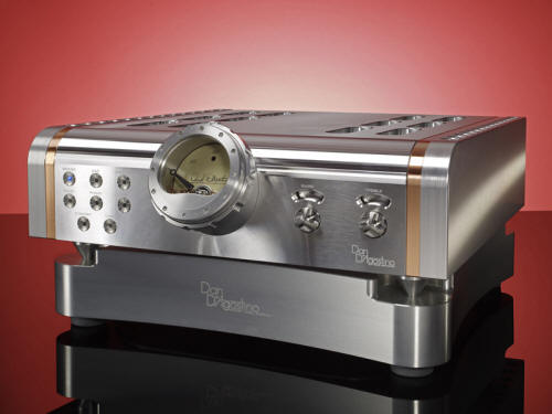 D Agostino Momentum Integrated Amplifier