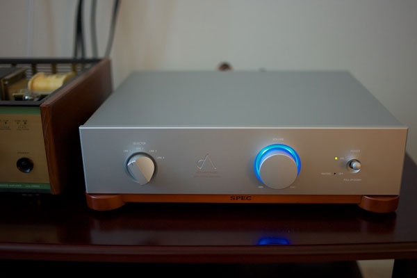 SPEC RSA-M3 EX Real Sound Amplifier