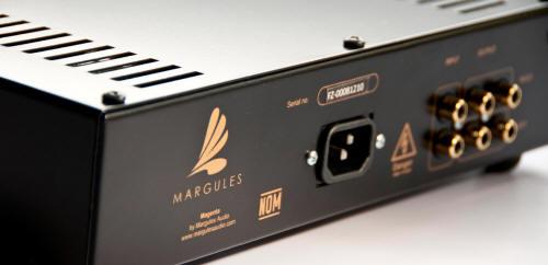 Margules Audio Magenta FZ47DB Phono Stage