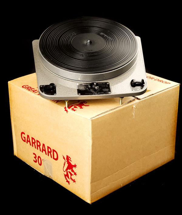 Garrard Classic 301
