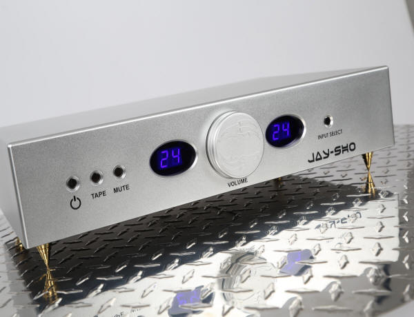Acoustic Imagery Atsah Amplifiers and Jay-Sho Passive