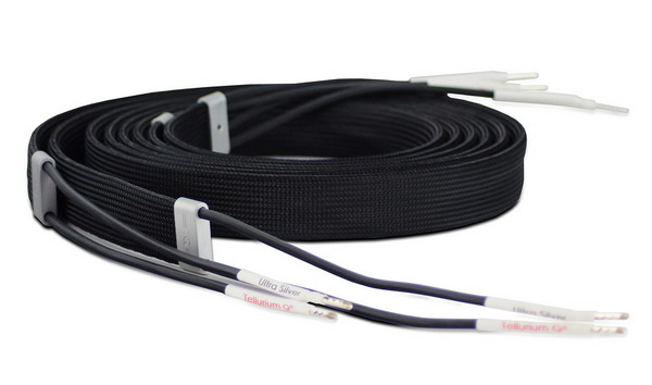Tellurium Q Ultra Silver Interconnects And Speaker Cables