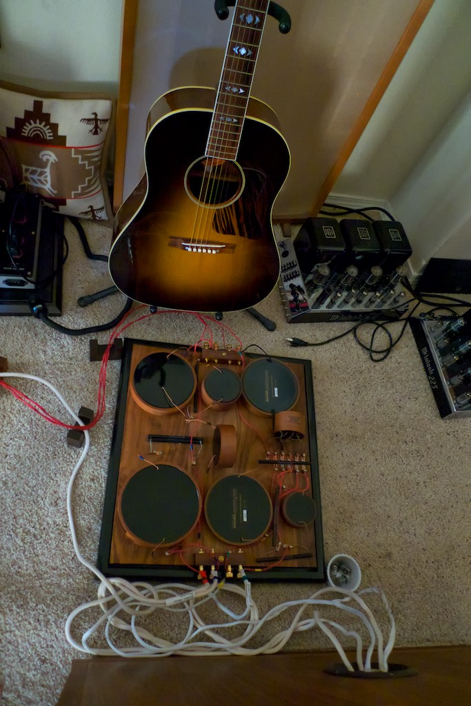 The Vintage Beat  Western Electric We16ga In The Duelund