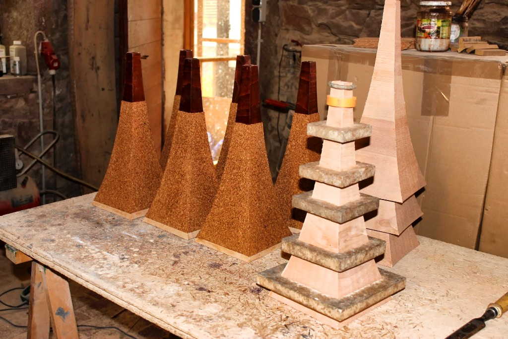 Markus Klugs Klughoerner Hand Crafted Wood Replicas Of Historic