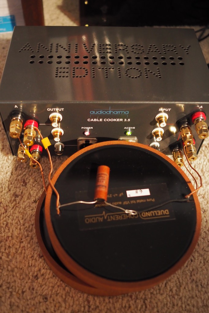 Take Two  Duelund Coherent Audio 0 01 Uf Tinned