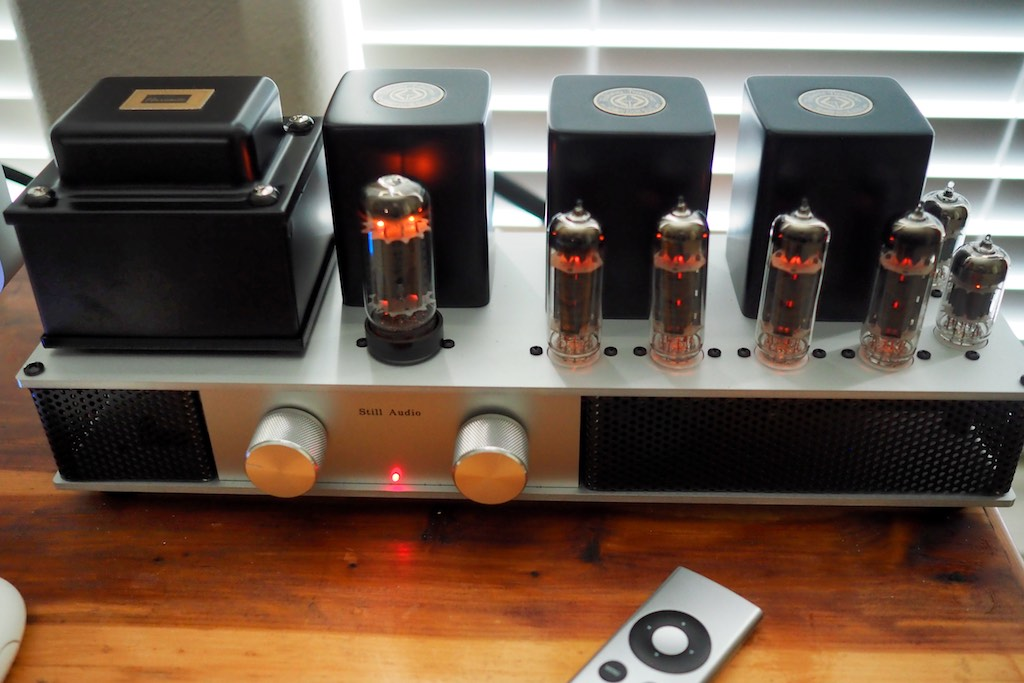 First Impressions: The Still Audio EL84 Integrated Amplifier