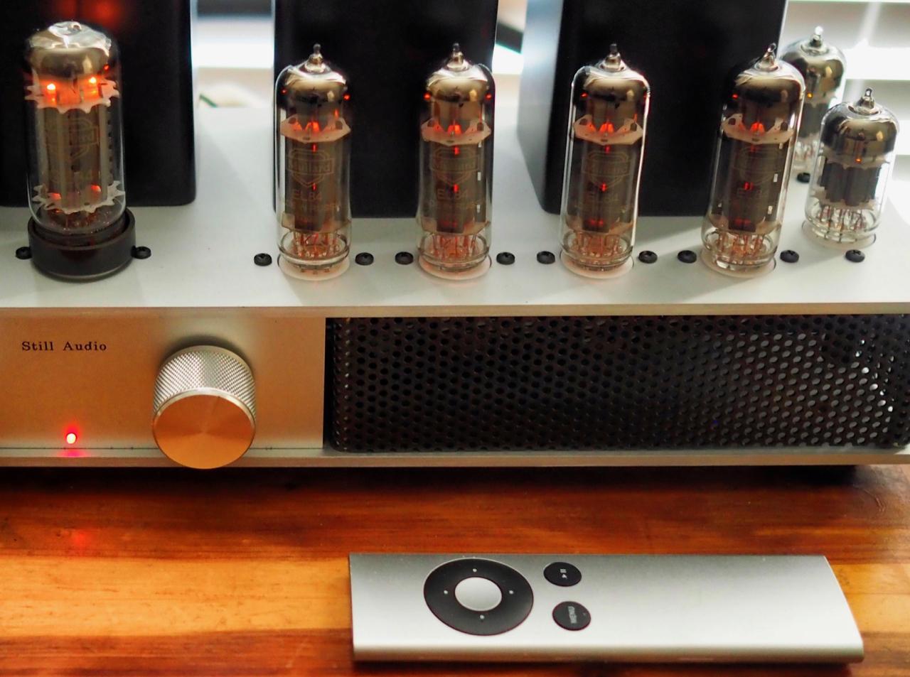 Sneak Peek: The Still Audio EL84 Integrated Amplifier Review for