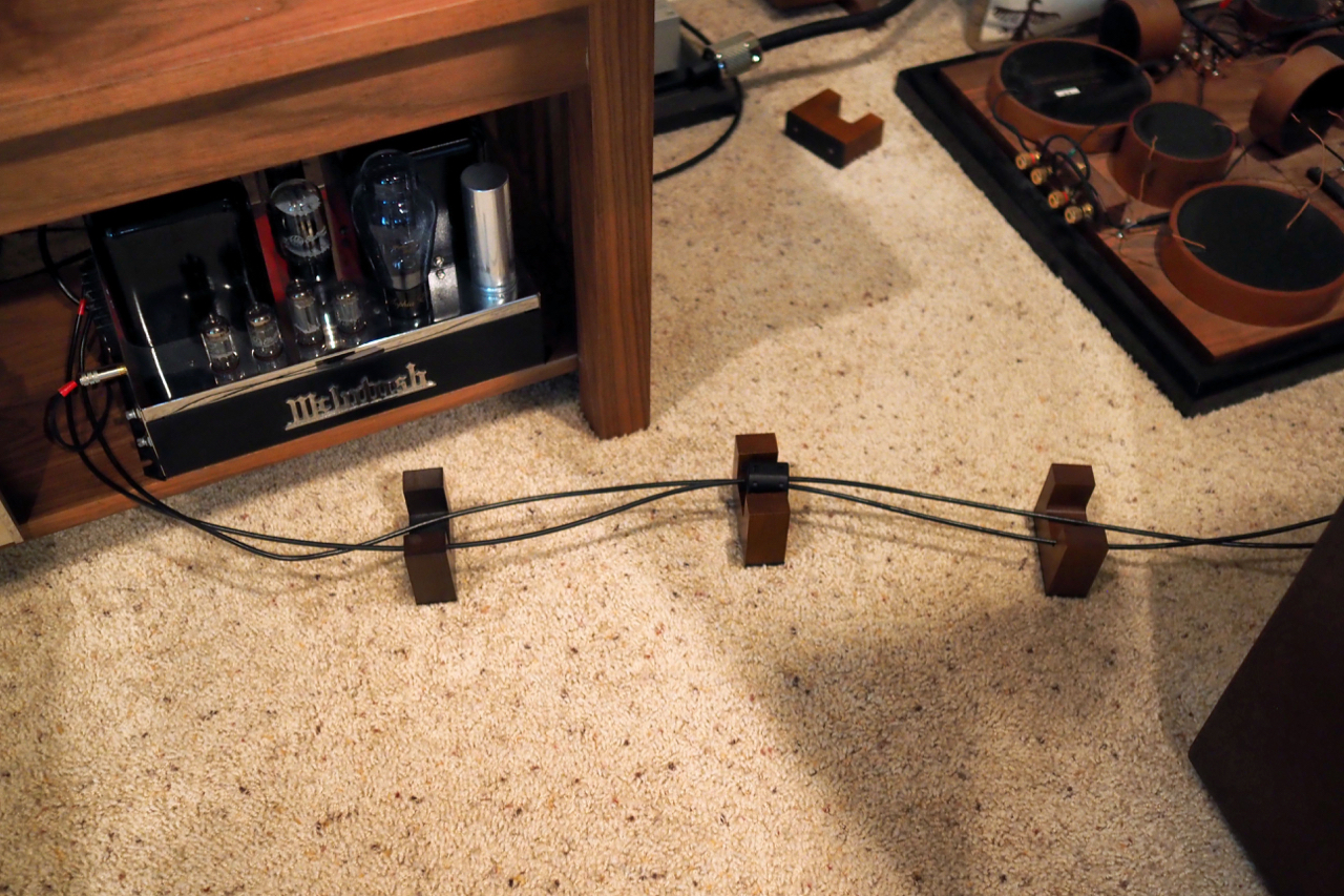 First listen: Duelund 600V DCA12GA tinned-copper tone wire