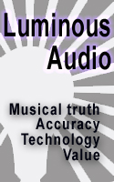 luminous audio
