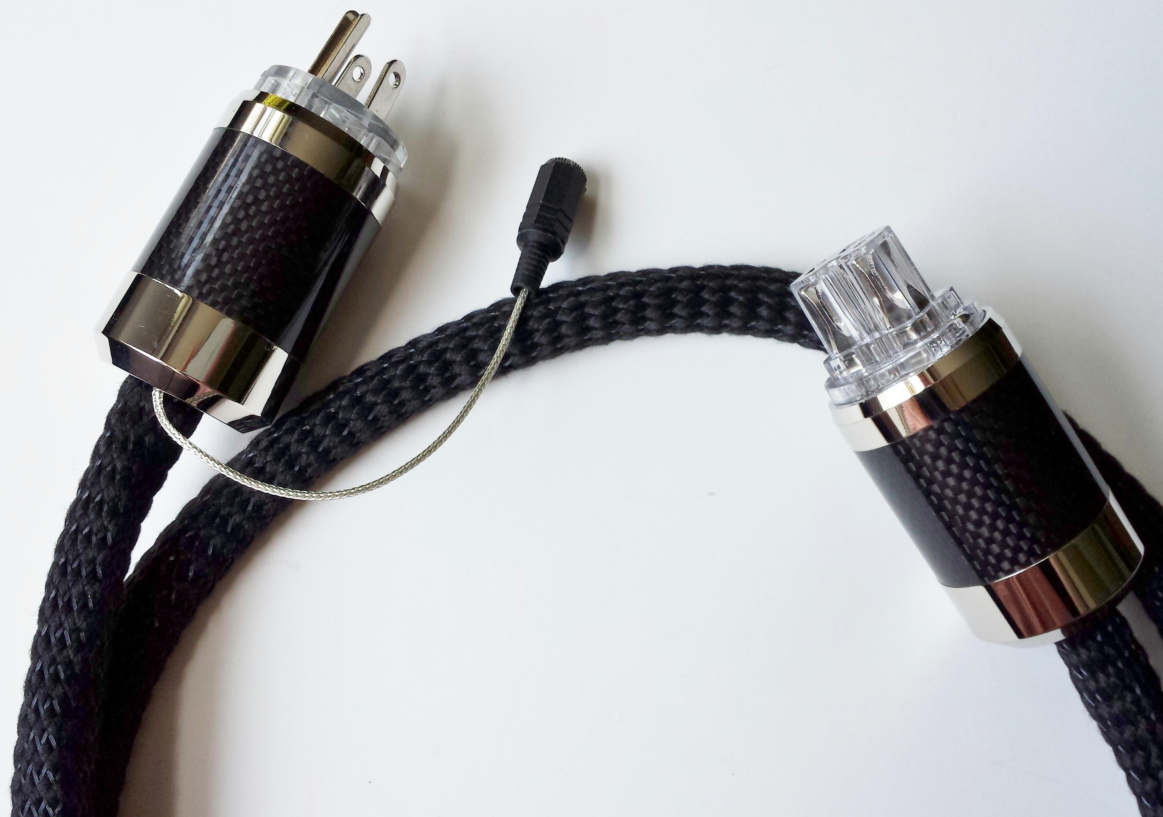 Audio Ramblings – Verastarr Grand Illusion AC Power Cords - Positive ...