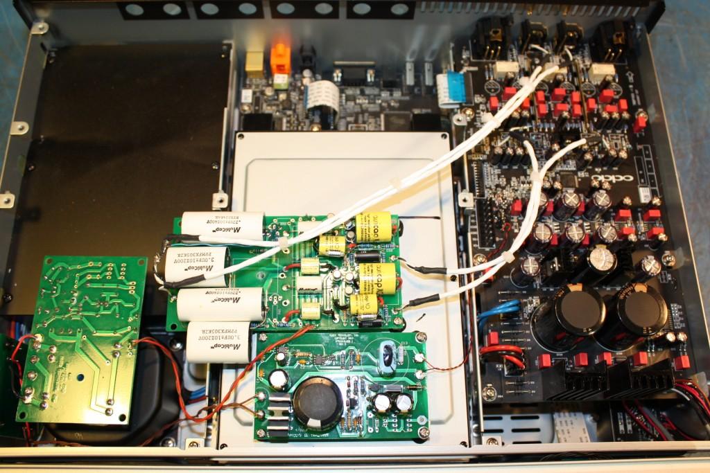Music Tech Audio Upgrade