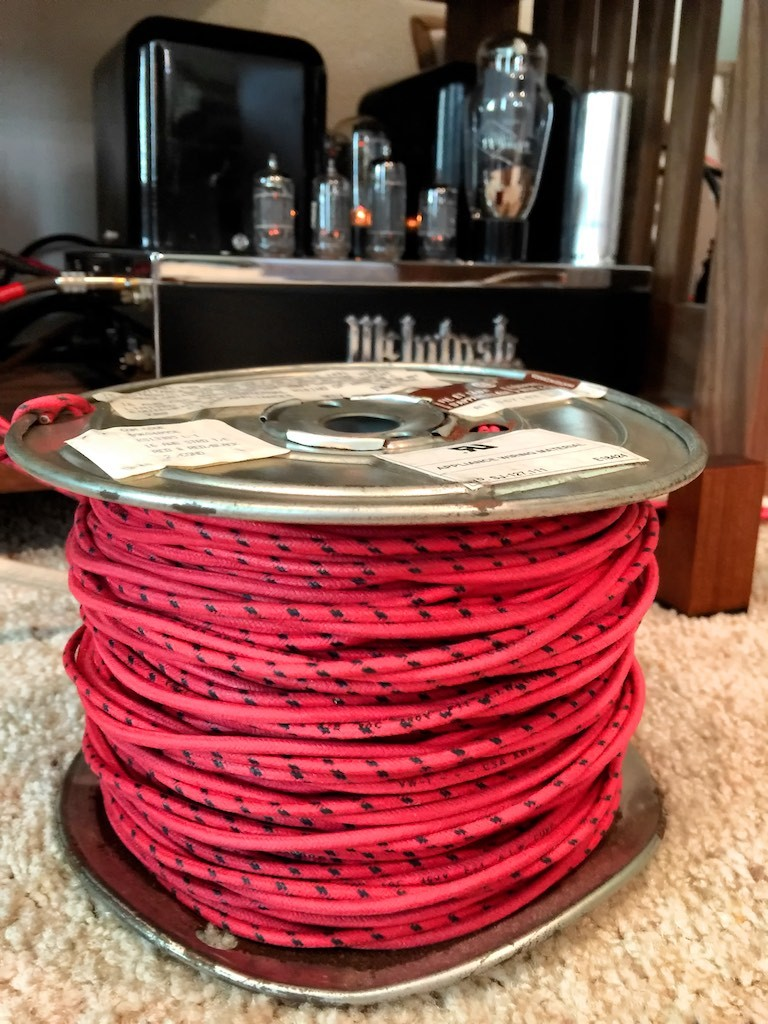 23 spool of WE16GA