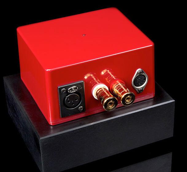 Digital Amplifier Company - KING 60V Desktop Maraschino Amplifier - Positive Feedback