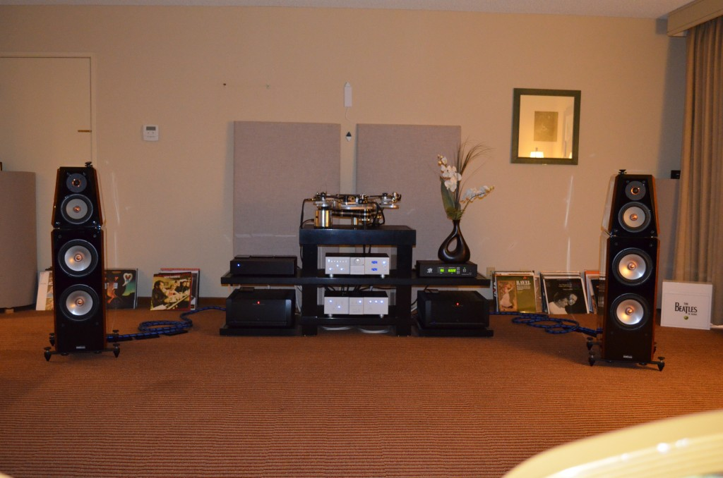 Joseph Audio VPI DSA room