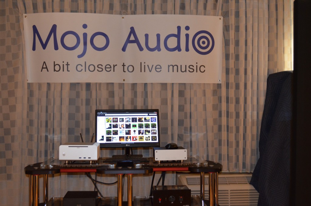 MOJO AUDIO ROOM