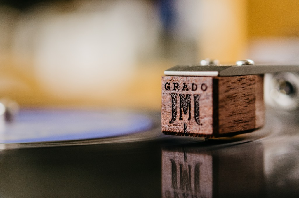 New Grado Labs Wooden Cartridge