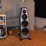 ZESTO AUDIO ROOM WITH KARMA SPEAKERS