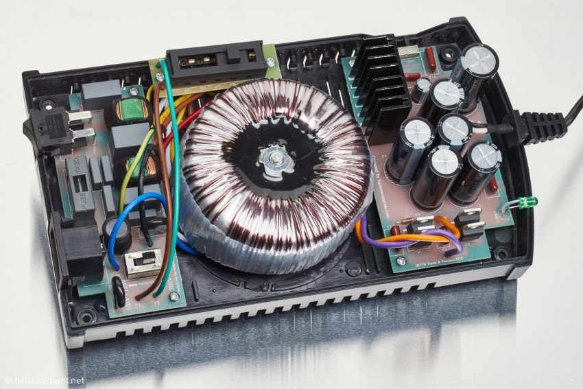 or = $700 Linear Power Supply Comparisons