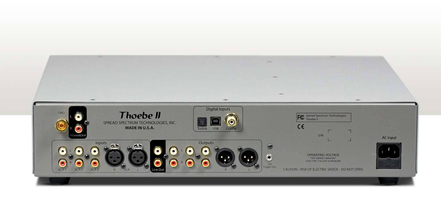 The Sst Thoebe Ii And Son Of Ampzilla Positive Feedback Modular Phono Preamplifier At Ye Absolute Sounde Olde We Werent Supposed To Take Price Into Accountand Were Be Very Circumspect When Referencing Anything But Real