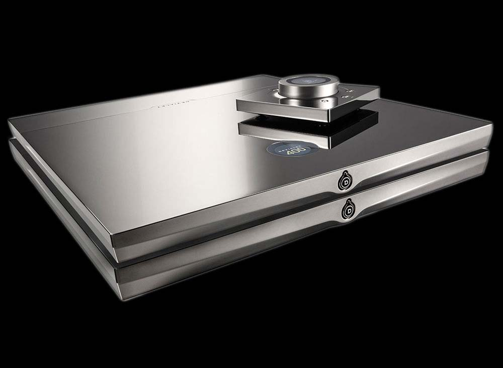 Devialet 400 Front View