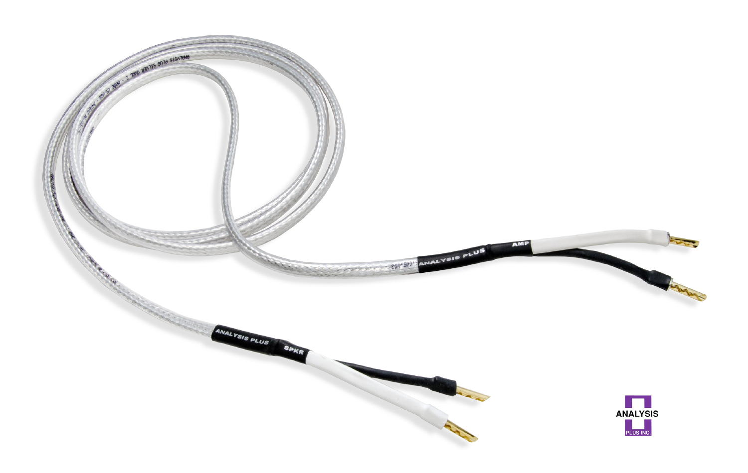 Analysis Plus Silver Oval 2 Speaker Cable Positive Feedback Component Wiring Customsuburb Silverovaltwo