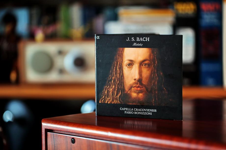 New Music - Bach and Wyman